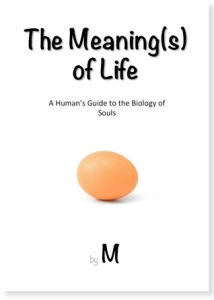 The Meaning(s) of Life: A Human's Guide to the Biology of Souls book cover